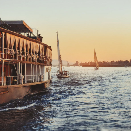 17 Luxurious River Cruises Around the World