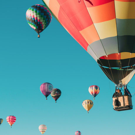 12 of the World's Most Beautiful Locations for Hot Air Ballooning
