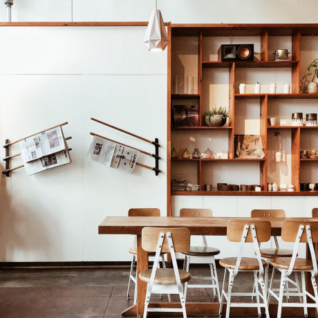17 of San Francisco's Most Unique Coffee Shops