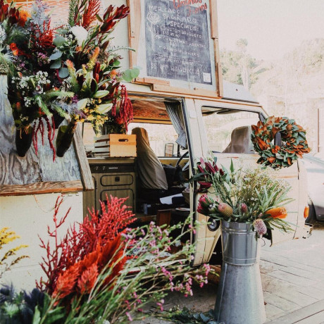 25 Wild & Wonderful Floral Shops From Around the World