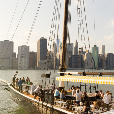 An Insider's Guide to NYC's Best Outdoor Dining & Drinking Spots Right Now