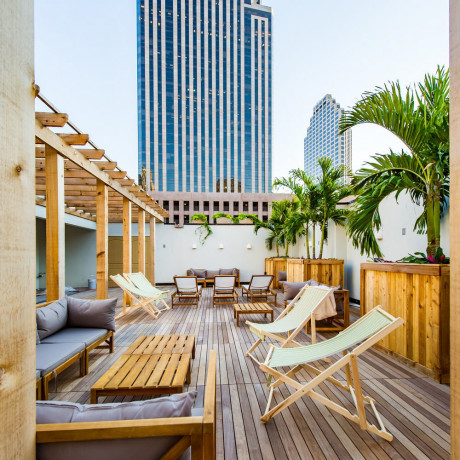 20 of the Greatest American Rooftop Bars for Outdoorsy Drinking