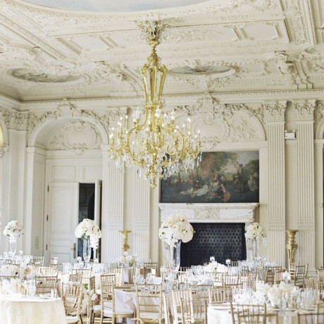 20 Modern Day Ballrooms You'll Actually Want to Get Married In
