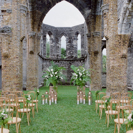 23 of the Dreamiest Wedding Venues in Bermuda