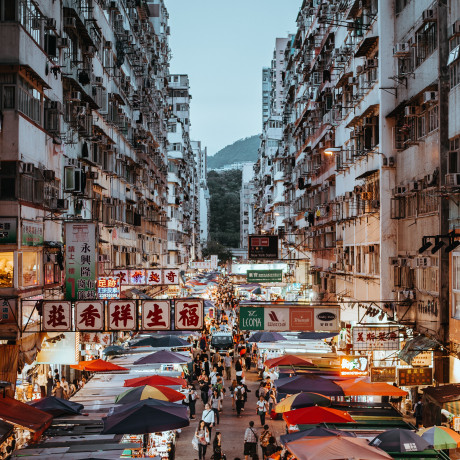 A Food Lover's Guide to Hong Kong