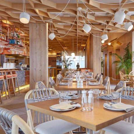 Hotel Restaurants You'll Be Excited to Dine With Your Team At