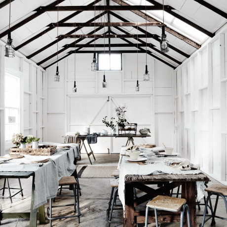 Get the Look: A Collected, Vintage Federation Home in the Australian Countryside