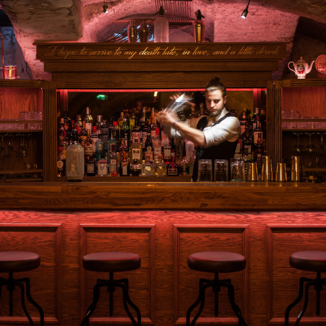 All of the Speakeasies & Hidden Bars You Need to Visit ASAP