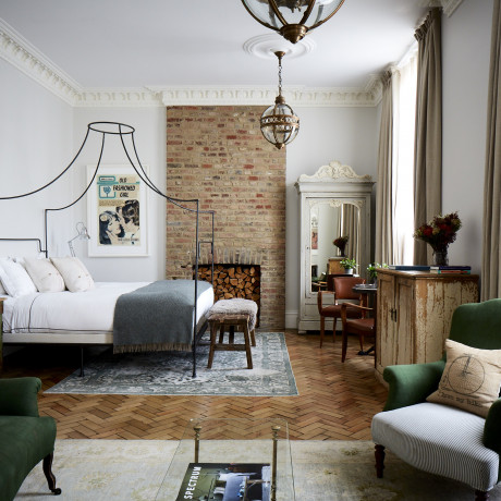 Get the Look: London's Most Enviably Eclectic Boutique Hotel