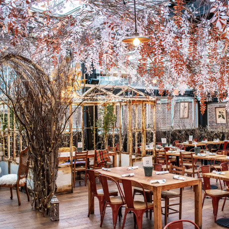 Where to Drink (And Eat) When It's Too Cold to Do Anything Outside