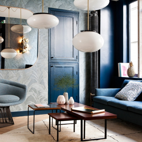 Get the Look: Paris' Top Bohemian Boutique Hotel