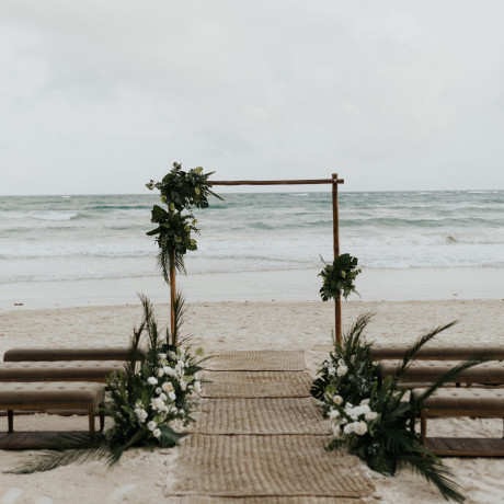 7 of Tulum's Best Wedding Venues According to This Event Designer