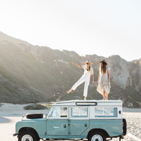 7 Cool California Girls' Getaways