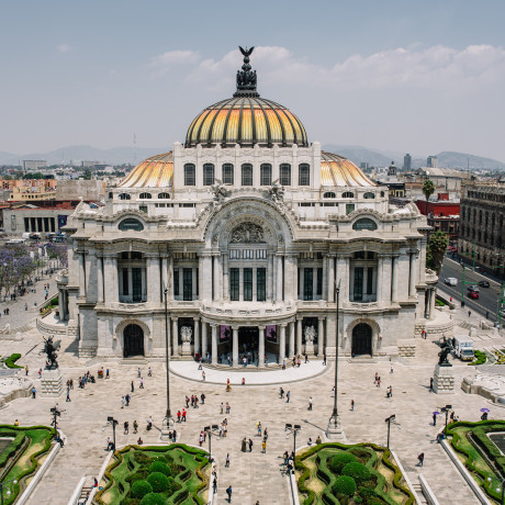 The Only Guide You'll Need to Travel With a Group to Mexico City