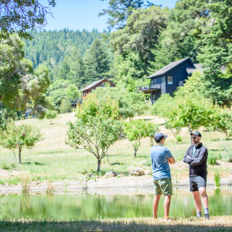 9 Reasons Your Next Company Retreat Needs to Be at This Northern California Spot