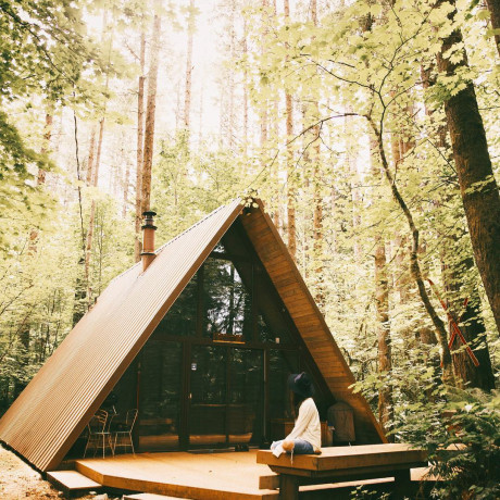40 of the World's Top Cabin Getaways