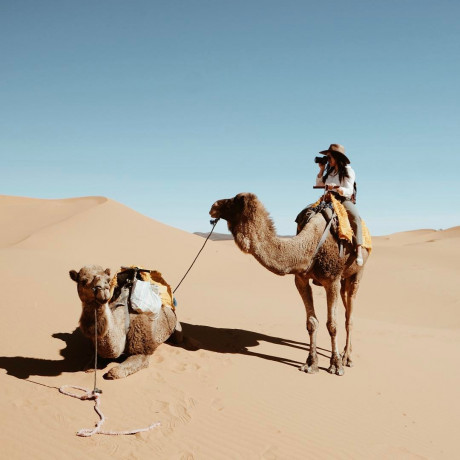 The World's Most Awe-Inspiring Desert Getaways
