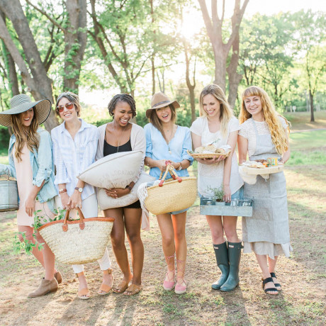 How-To Host A French Market Picnic Party in 14 Steps