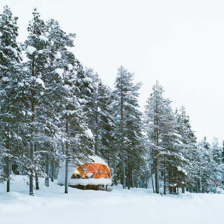 Your Guide to 15 Winter Glamping Sites Around the World