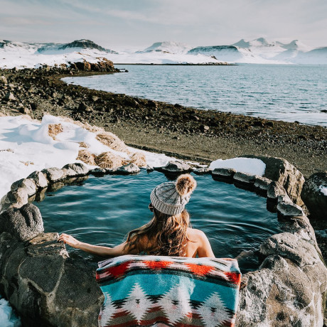 27 Outdoor Hot Springs, Tubs & Pools To Warm Up Your Winter Travels