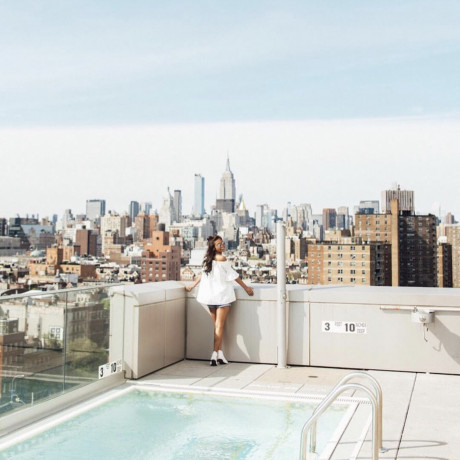 13 of the Best Rooftop Bars in NYC