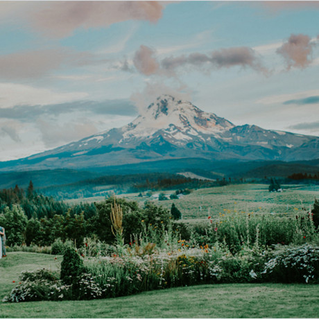 22 Of Oregon's Most Naturally Beautiful  Wedding Venues