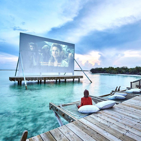 34 Outdoor Cinemas To Spice Up Your Movie Night