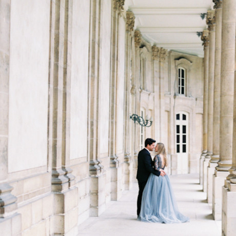 25 Impossibly Romantic Parisian Wedding Venues