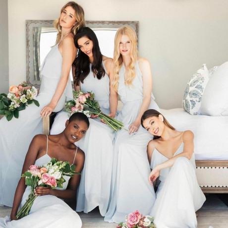 These 10 Bridesmaid Dresses are Seriously Trending Right Now