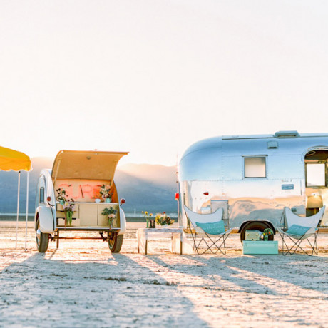 15 Airstreams for Open Road Glamping
