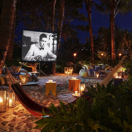 22 Incredible Outdoor Cinemas Worldwide.