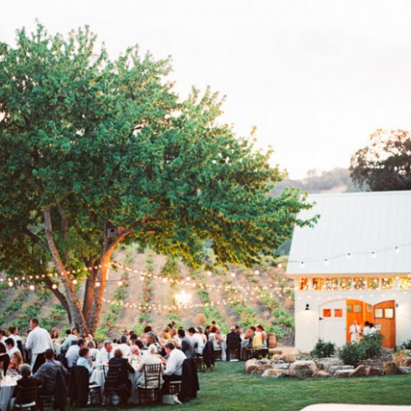 Top 5 California Wedding Venue Barns for your rustic 2015 nuptials