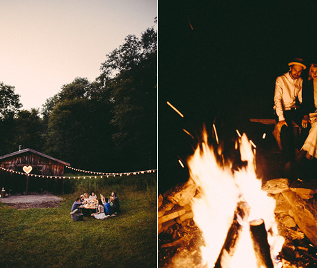 23 Fireplaces and Fire Pits to Gather Round This Fall
