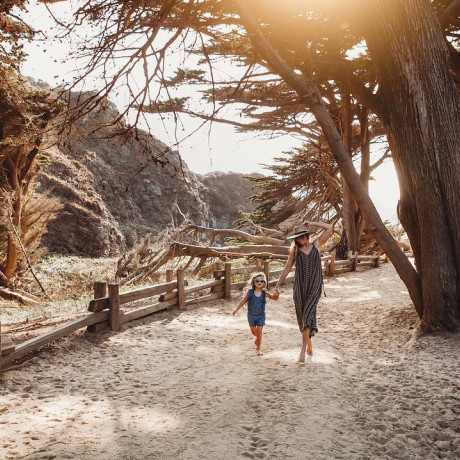 The Only Guide You'll Need for a Fall Family Road Trip on the West Coast