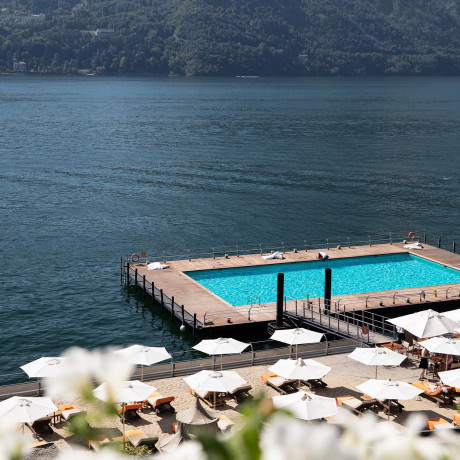PSA: You Need to Go to Lake Como, Italy With a Group. Here's Why.