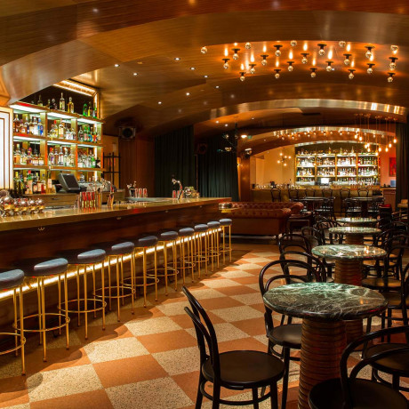 Checking Into 5 of Dallas' Coolest Hotel Bars