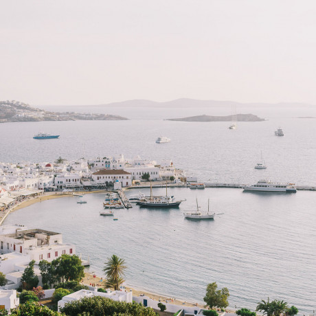 Everything You Need to Know About Traveling to Mykonos With Friends