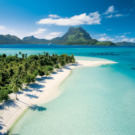 Whoa. These 12 Cruise Lines Have Their Own Private Islands & Beaches