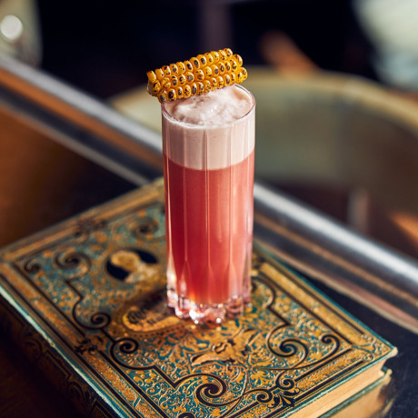This Hotel Bar's New Cocktail Menu Will Inspire Your Holiday Festivities