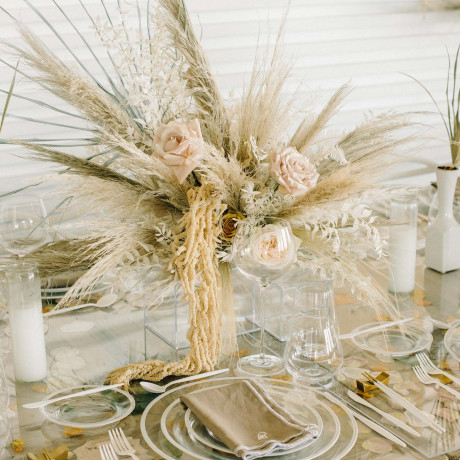 We Spotted 9 Table Decor Trends at This Event That You Need to Know About ASAP