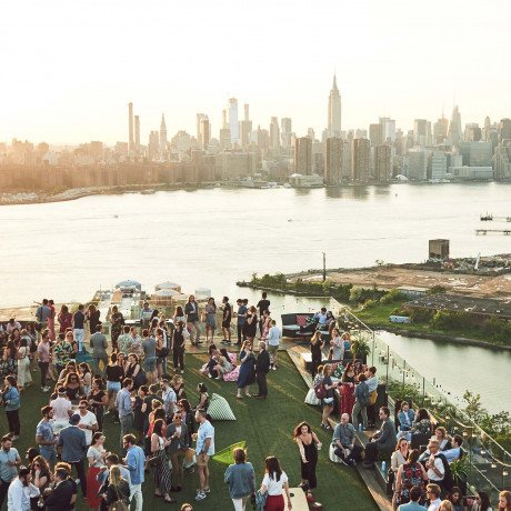 The Best NYC Rooftop Bars to Bring Your Friends to
