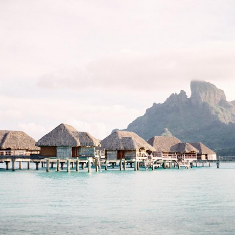 Ultra Luxe Overwater Bungalows Across The World
