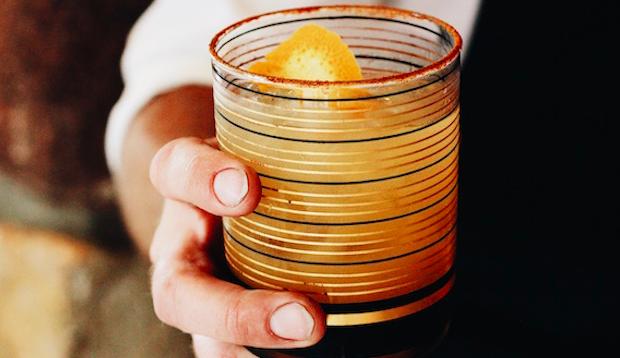 You'll Want to Take This Cocktail on Every Autumn Outing This Season