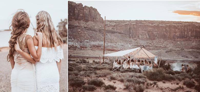 Harvest Party Inspiration from A Free People Glamping Gathering