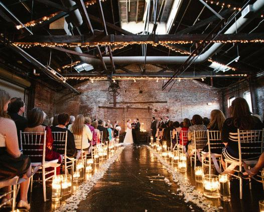 King Plow Is An Industrial Wedding And Event Venue In Atlanta Georgia