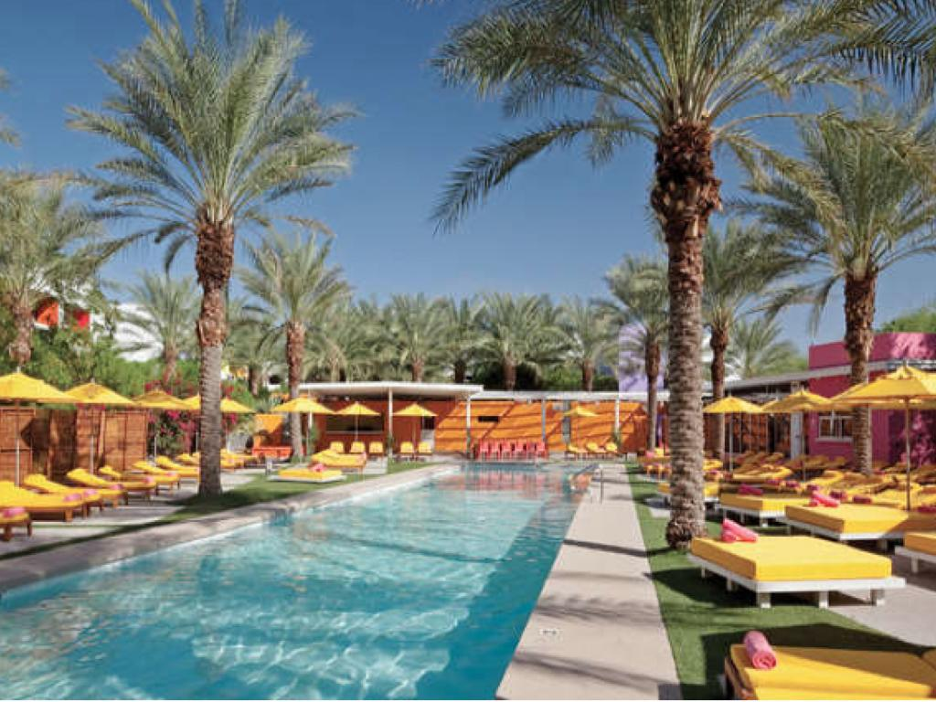 Best pool party venues in the usa for Best hotel in america