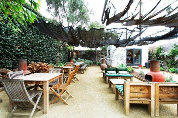 Axe On Abbott Kinney In Venice California Is A Restaurant