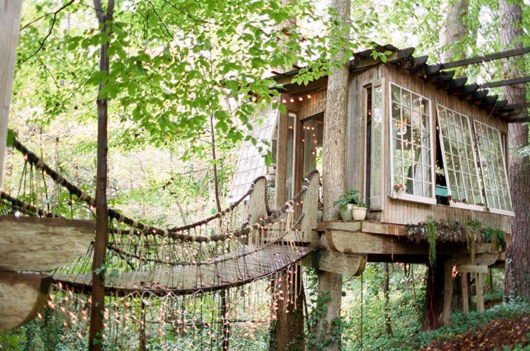 Atlanta Treehouse
