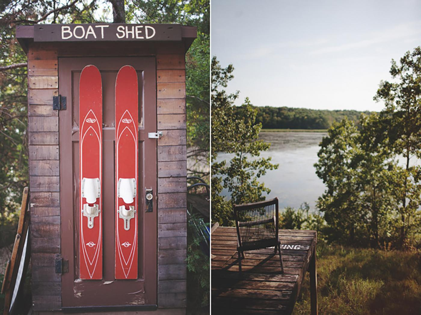 Camp Wandawega in Wisconsin is the ultimate summer dream.