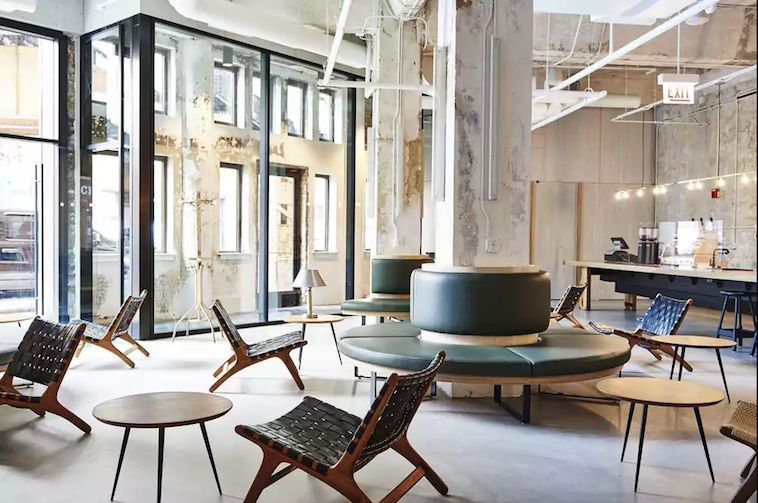 Say hello to Chicago's newest luxury designed hostel